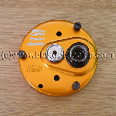 Abu 6500 Power Handle Orange Right Side Plate