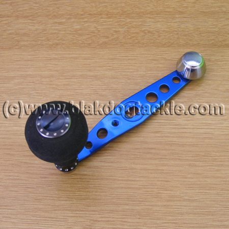 Abu Ambassadeur 5500 6500 Blue Swept Power Handle