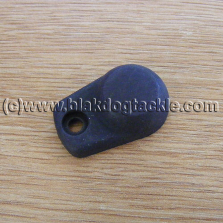 ABU Ambassadeur Black Plastic Handle Nut Cover