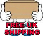 Free Economy Courier Delivery on orders over £100 at BlakDogTackle.com