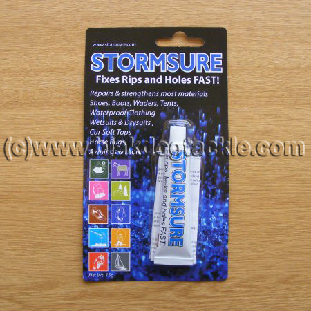 Stormsure Flexible Repair Adhesive 15g tube