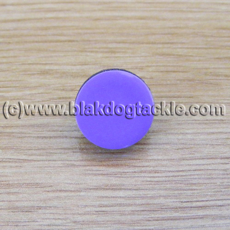 Coloured Side Plate Plug - Purple