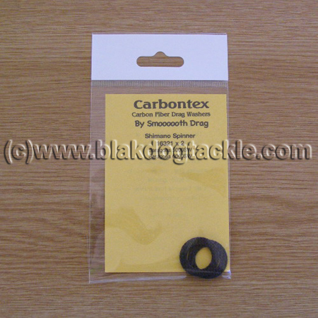Carbontex Washers - Shimano Spinner 16321 (x2)