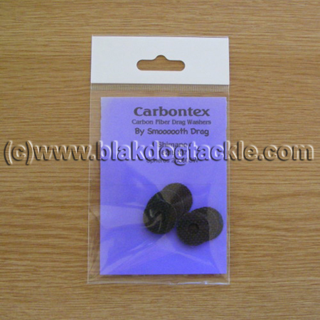 Carbontex Washers - Shimano Spinner 16215 (x7)