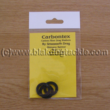 Carbontex Washers - Shimano Spinner 16321 (x3)