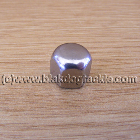 Custom SS Handle Nut for Right Handed Ambassadeurs