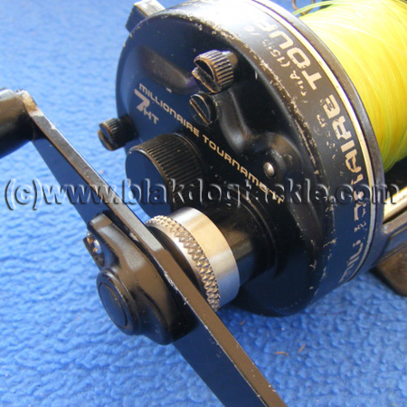 Daiwa 7HT Original and Turbo Tournament Starless Drag Adjuster