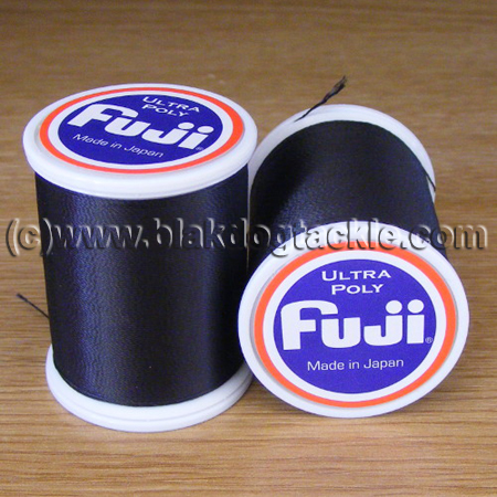 Fuji Ultra Poly Thread D - Black