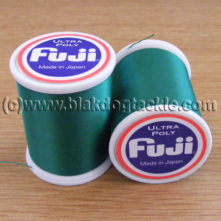 Fuji Ultra Poly Thread D - Dark Green