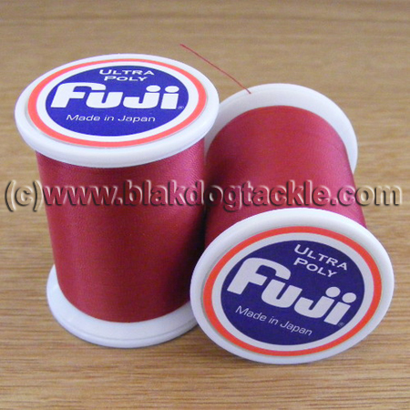 Fuji Ultra Poly Thread D - Garnet