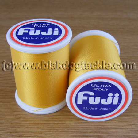 Fuji Ultra Poly Thread D - Golden Rod