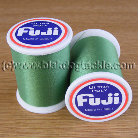Fuji Ultra Poly Thread D - Medium Green