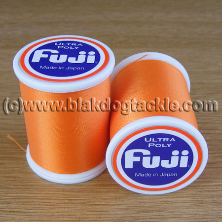Fuji Ultra Poly Thread A - Orange