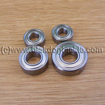 Replacement Shimano TLD15 Bearing Set - Early Models