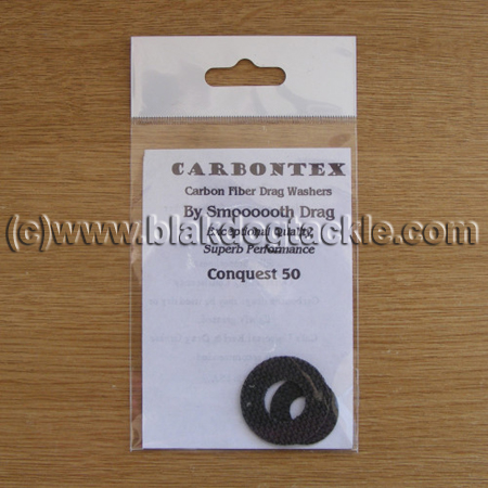 Carbontex Drag Washer Kit - Shimano Conquest 50