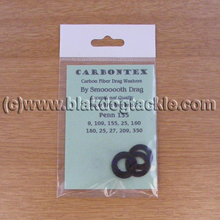 Carbontex Drag Washer Kit - Penn 155