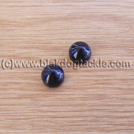 ABU Domed CT Stub Caps - Black per pair
