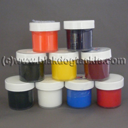 CRB Rod Marbling Pigment - Orange