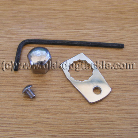 Rocket Reel Company TG F1 Handle Fixing Kit