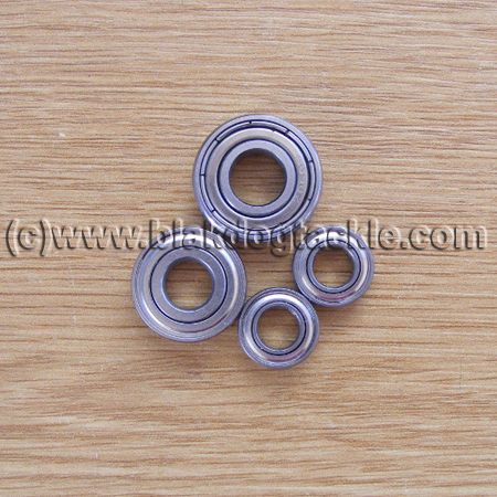 Replacement Shimano TLD20 and 25 Single Spd Bearing Set