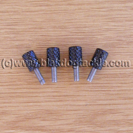 Shimano TSMII Black Left Side Thumbscrews