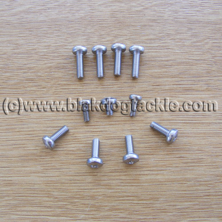 Replacement Shimano TSM II Screw Set