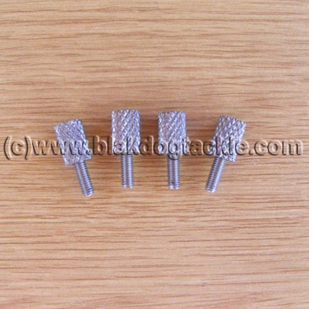 Shimano TSMII Stainless Steel Left Side Thumbscrews