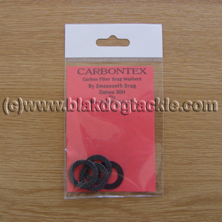 Carbontex Drag Washer Kit - Daiwa 30H