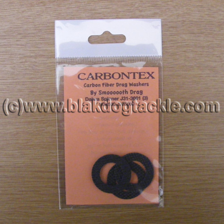 Carbontex Drag Washer Kit – Daiwa BG4500 5000