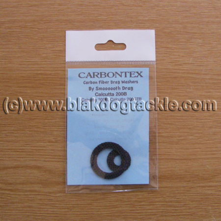 Carbontex Drag Washer Kit - Shimano Calcutta 200B