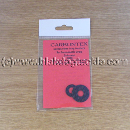 Carbontex Drag Washer Kit - Shimano 200SG