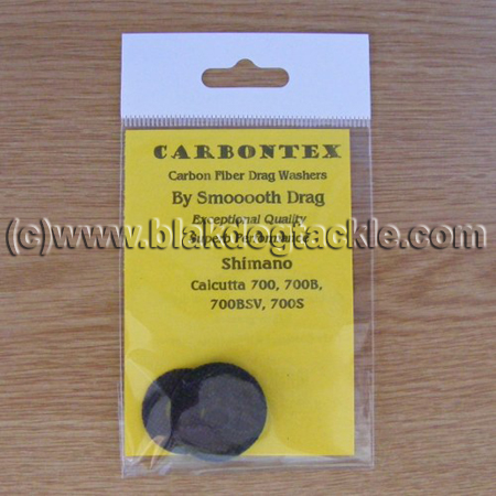 Carbontex Drag Washer Kit - Shimano Calcutta 700