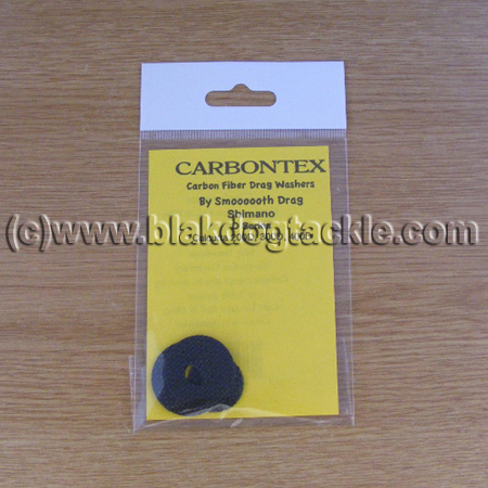 Carbontex Drag Washer Kit - Shimano Calcutta D Series