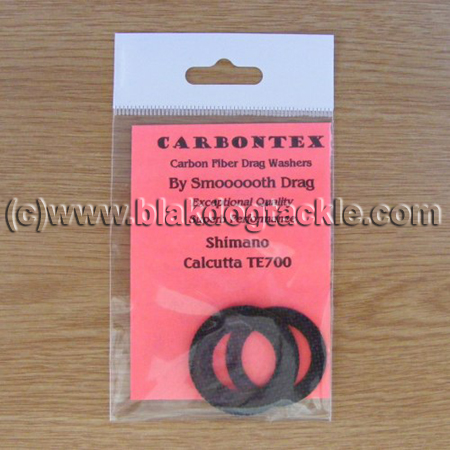 Carbontex Drag Washer Kit - Shimano Calcutta TE700