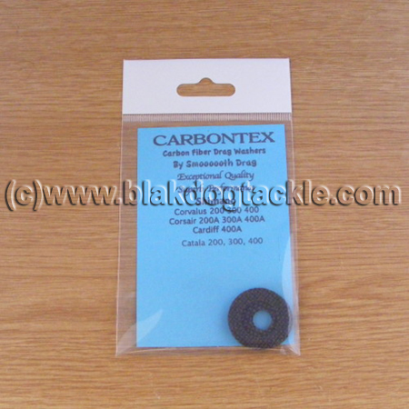 Carbontex Drag Washer Kit - Shimano Corvalus