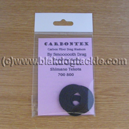 Carbontex Drag Washer Kit - Shimano Tekota 700 800