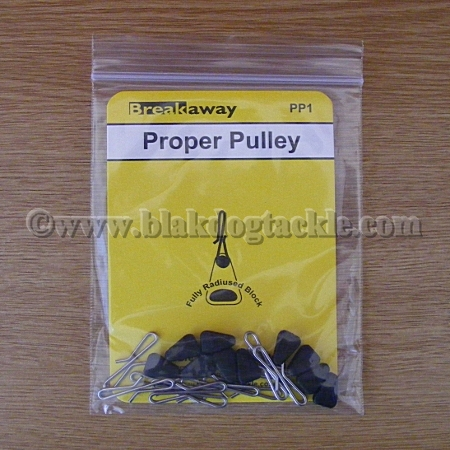 Breakaway Proper Pulley Clips - pack of 10