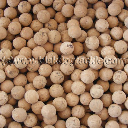 Cork Ball Bait Floats (Boilie Balls) 12mm - pack of 100
