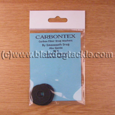 Carbontex Drag Washer Kit - ABU BCX and Kalex
