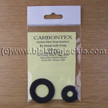 Carbontex Drag Washer Kit - Shimano Curado 200DPV