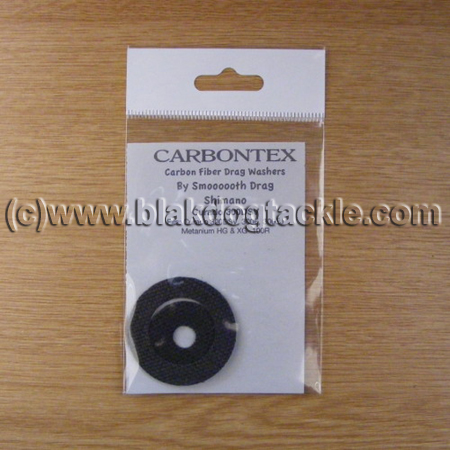 Carbontex Drag Washer Kit - Shimano Curado 300DSV