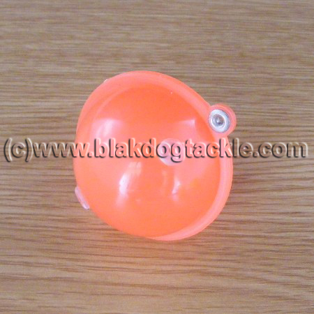 Buldo Orange Bubble Float - No1 25mm