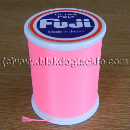 Fuji Ultra Poly NCP Thread A - Neon Pink