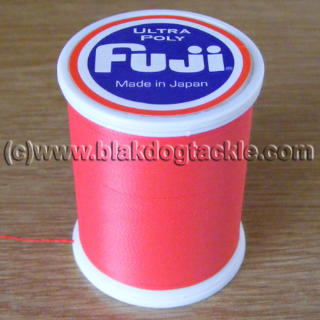 Fuji Ultra Poly NCP Thread D - Scarlet