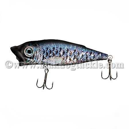 "Surface Popper "" Silver/Black"