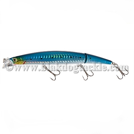 Holographic Jointed Blue / Mackerel 17g 12.5cm