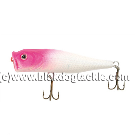 "Surface Popper "" White/Pink"