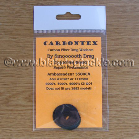 Carbontex Drag Washer Kit - ABU 4500/5000/6000 Series