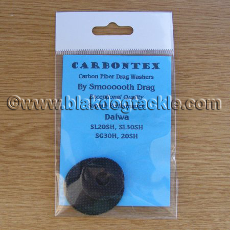 Carbontex Drag Washer Kit - Daiwa SL20SH / SL30SH