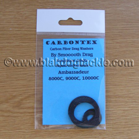 Carbontex Drag Washer Kit - ABU 8000/9000/10000C
